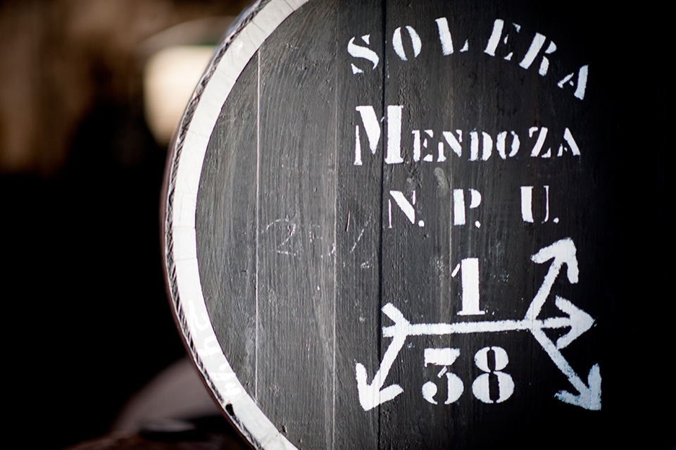 38 barrels of brandy were set aside for ageing to commemorate the bi-centenary