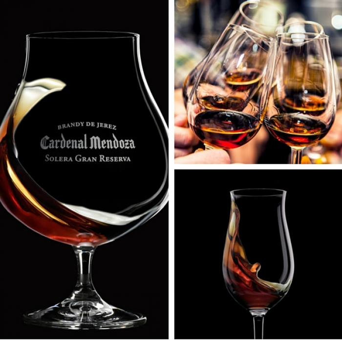 Why you should drink Brandy de Jerez Cardenal Mendoza
