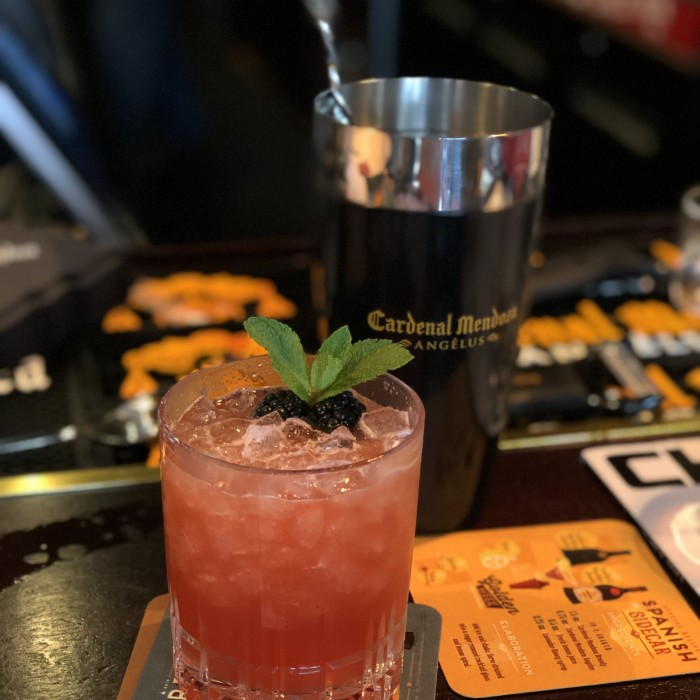 Cardenal Mendoza and Chilled Magazine hosted the Golden Week Cocktail competition