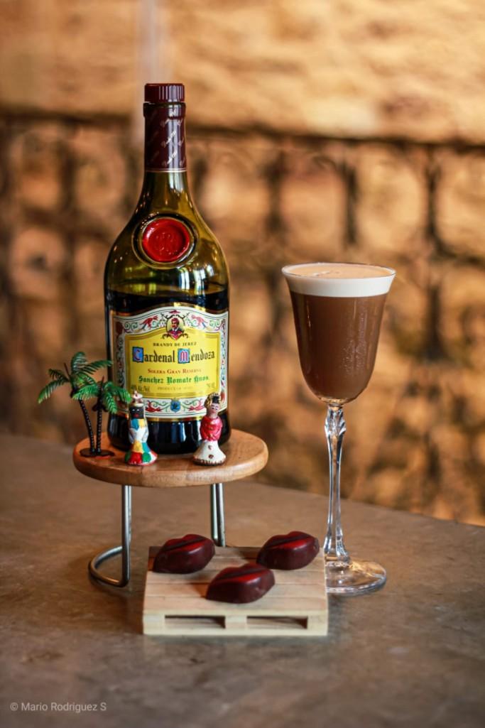 besos de reyna cardenal mendoza c factor cocktail competition miguel angel  galeano