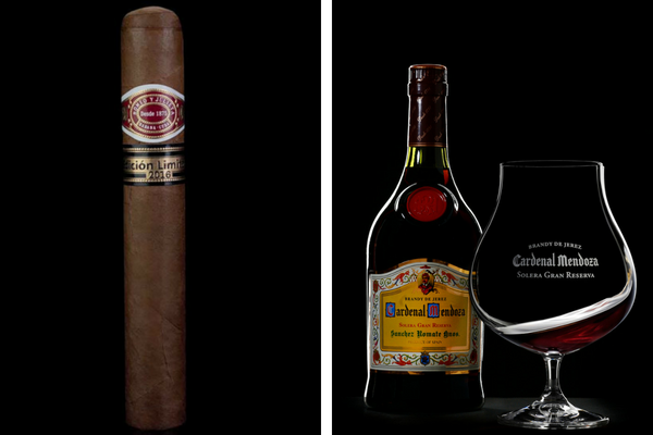 cardenal mendoza clasico y romeo y julieta cigars