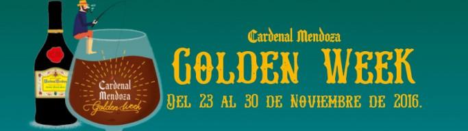 Cardenal Mendoza Golden Week