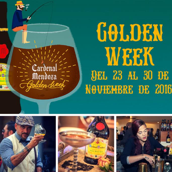 Cardenal Mendoza Golden Week 2016 Promo