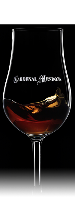 Cardenal Mendoza glass